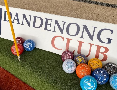 New full time role – Manager, Bowls Operations